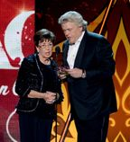 Ron White Comedian Ron White (R) and his mother Barbara Joan Craig