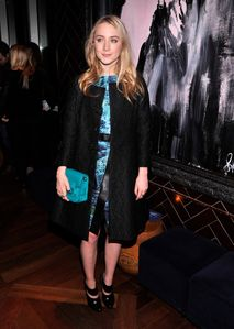 Saoirse Ronan Photos - 'The Host' After Party in NYC - Zimbio