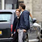 Julianne Moore Julianne Moore And Bart Freundlich Seen In West London.