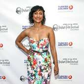 Sarayu Rao Attends The Indian Film Festival Of Los Angeles (IFFLA 45
