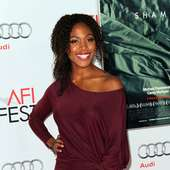 Nicole Beharie Actress Nicole Beharie Arrives At