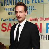 Tom Mison (UK TABLOID NEWSPAPERS OUT) Tom Mison Attends The European