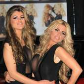 Amy Willerton Photos - Katie Price Poses With Amy Willerton - Zimbio