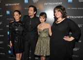 Actors Lucy Liu, Adrien Brody, Sami Gayle and Betty Kaye attend