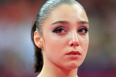 olympics day 6 gymnastics artistic in this photo aliya mustafina aliya