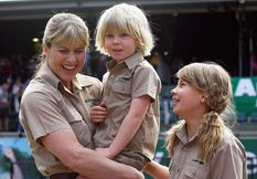 Bindi Irwin celebrates her 11th birthday with her mother Terri Irwin