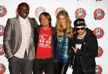 The Voice Final Four Press Conference (Delta Goodrem)