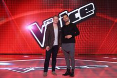 Ricky Martin  'The Voice' Final Four Photo Call