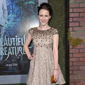 Rachel Brosnahan World Premiere Of