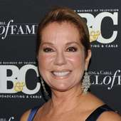 Kathie Lee Gifford Television Personality Kathie Lee Gifford Attends