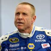 Mark Martin Mark Martin, Driver Of The #55 Aaron's Dream Machine