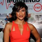 Sarayu Rao Actress Sarayu Rao Attends The Screening Of TNT's 'Monday 5
