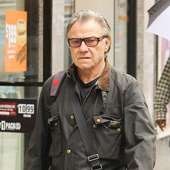 Harvey Keitel In Nyc In This Photo Harvey Keitel Reservoir Dogs Actor