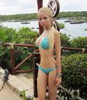 VALERIA LUKYANOVA PICTURESHUMAN BARBIE