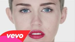 Music video by Miley Cyrus performing Wrecking Ball  (C) 2013 RCA