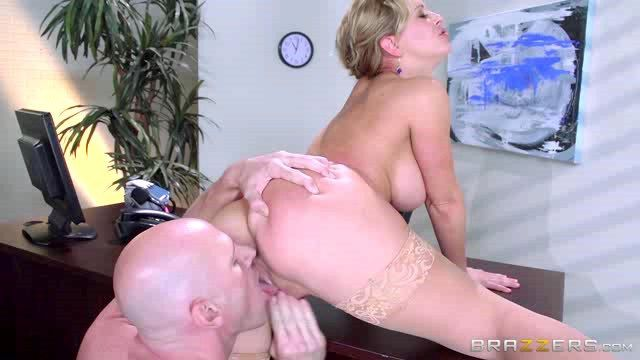 Bigtitsatwork Cherie Deville Getting Laid Off
