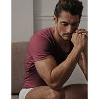 David Gandy for Autograph Stay Soft Crew Neck Vest