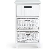 Whitby Rattan 3 Tier