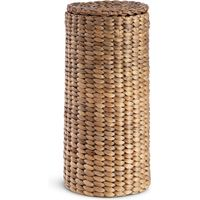 Water Hyacinth Toilet Roll Holder