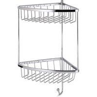 2-Tier Corner Basket