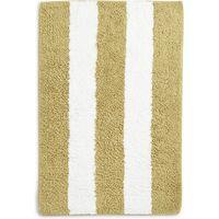 Wide Striped Bath Mat