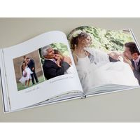 Large Square Hardcover Photobook