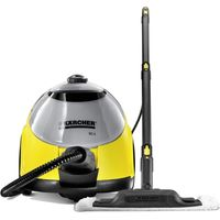 KARCHER SC5 Steam Cleaner - Yellow & Black, Yellow
