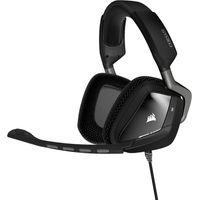 CORSAIR VOID USB RGB 7.1 Gaming Headset - Black, Black