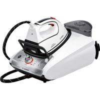 BOSCH TDS3872GB Steam Generator Iron - White & Silver, White