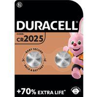 DURACELL DL2025/CR2025/ECR2025 Lithium Batteries
