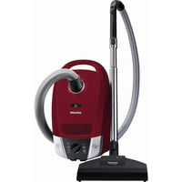 MIELE Compact C2 Cat & Dog PowerLine Cylinder Vacuum Cleaner - Red, Red