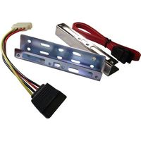 DYNAMODE SSD Hard Drive Rail Kit - 3.5
