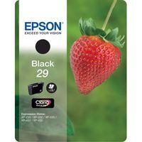 EPSON Strawberry 29 Black Ink Cartridge, Black