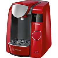 BOSCH Tassimo Joy TAS4503GB Hot Drinks Machine - Red, Red