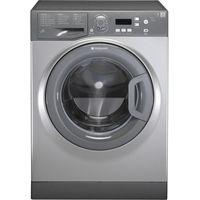 HOTPOINT Aquarius WMAQF721G Washing Machine - Graphite, Graphite