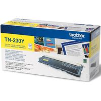 BROTHER TN230 Yellow Toner Cartridge, Yellow