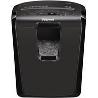 FELLOWES Powershred M-8C Cross Cut Paper Shredder