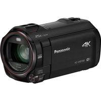 PANASONIC HC-VX870EB-K 4k Ultra HD Camcorder - Black, Black