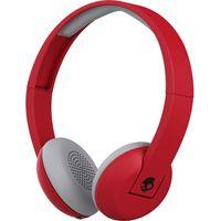 SKULLCANDY Uproar S5URHW-462 Wireless Bluetooth Headphones - Red & Black, Red