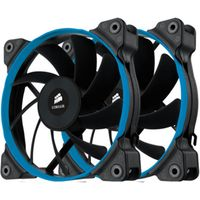 CORSAIR Air Series CO-9050002-WW AF120 Quiet Edition 120 mm Case Fan - Twin Pack