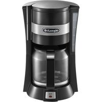 DELONGHI ICM15210 Coffee Maker - Black, Black