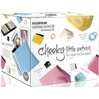 FUJIFILM Instax Mini8 Accessory Kit - Pink, Pink