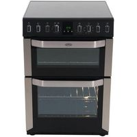 BELLING FSE60MF Electric Ceramic Cooker - Stainless Steel, Stainless Steel