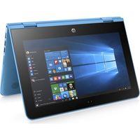 HP Stream x360 11.6 2 in 1 - Aqua Blue