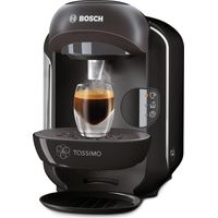 BOSCH Tassimo Vivy TAS1252GB Hot Drinks Machine - Black, Black