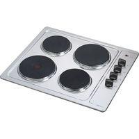 ESSENTIALS CSPHOBX15 Electric Solid Plate Hob - Stainless Steel, Stainless Steel