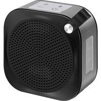 JVC SP-AD50-B Wireless Portable Speaker - Black, Black