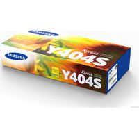 SAMSUNG CLT-Y404S Yellow Toner Cartridge, Yellow