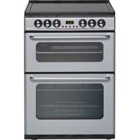 NEW WORLD EC600DOm Electric Cooker - Silver, Silver