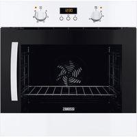 ZANUSSI ZOA35526WK Electric Oven - White, White